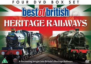 Best of British Heritage Railways (Gift Set) (Retail / Rental)