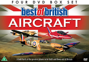 Best of British Aircraft (Gift Set) (Retail / Rental)