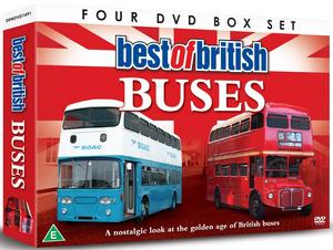 Best of British Buses (Gift Set) (Retail / Rental)