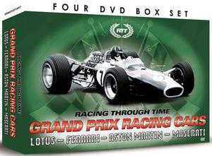 Grand Prix Racing Cars (Gift Set) (Retail / Rental)