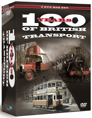 100 Years of British Transport (2008) (Box Set) (Retail / Rental)