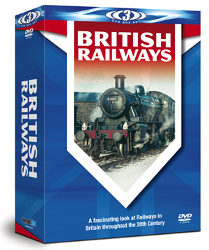 British Railways: Collection (1995) (Retail / Rental)