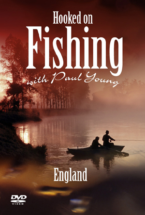 Hooked On Fishing With Paul Young: England (Retail / Rental)