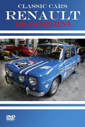 Classic Cars: Renault R8 Gordini (2009) (Retail / Rental)