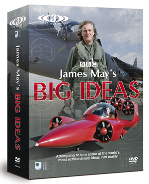 James May's Big Ideas (2008) (Box Set) (Retail / Rental)