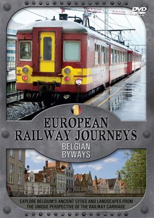 European Railway Journeys: Belgian Byways (2009) (Retail / Rental)
