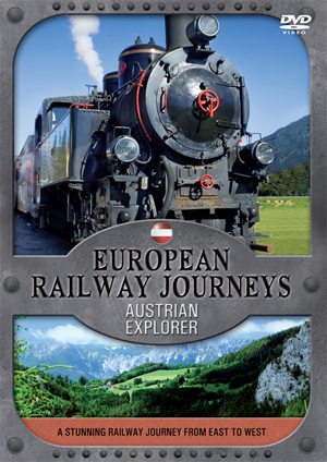 European Railway Journeys: Austrian Explorer (2009) (Retail / Rental)