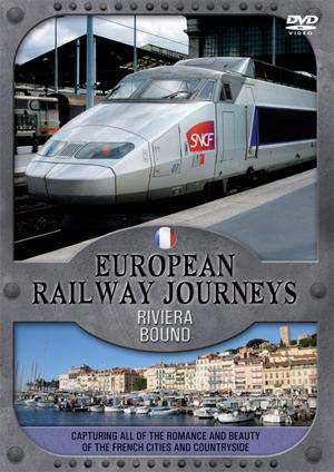 European Railway Journeys: Riviera Bound (2009) (Retail / Rental)