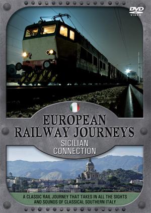 European Railway Journeys: The Sicilian Connection (2009) (Retail / Rental)