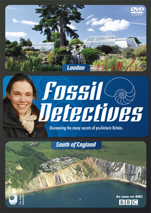 Fossil Detectives: London and South England (2008) (Retail / Rental)