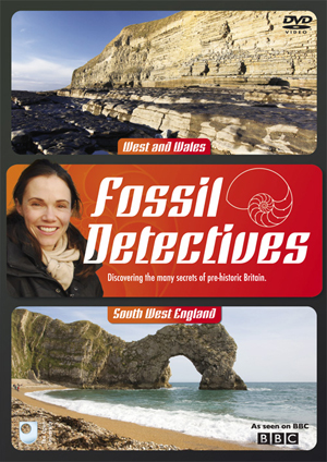 Fossil Detectives: The West, Wales and Southwest (2008) (Retail / Rental)