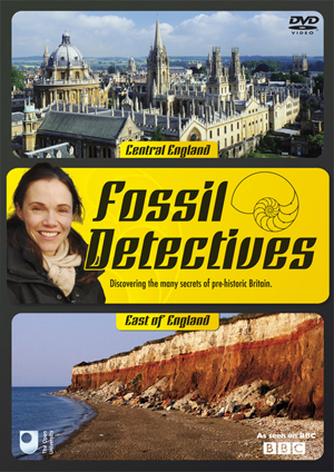 Fossil Detectives: Central and East England (2008) (Retail / Rental)