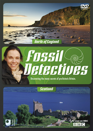 Fossil Detectives: North England and Scotland (2008) (Retail / Rental)