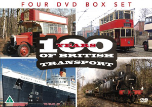 100 Years of British Transport (Box Set) (Retail / Rental)
