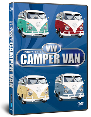 History of the VW Camper Van (2011) (Retail / Rental)