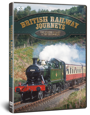 British Railways Journeys: Severn Valley and the Cotswolds (Retail / Rental)