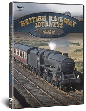 British Railway Journeys: South West Scotland (Retail / Rental)