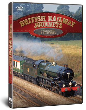 British Railways Journeys: South Wales and the Borders (Retail / Rental)