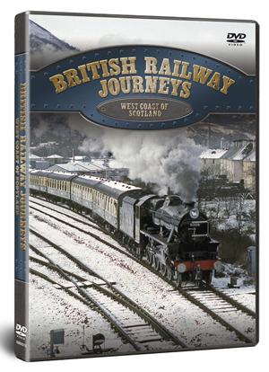 British Railway Journeys: West Coast of Scotland (Retail / Rental)