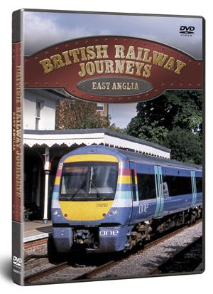British Railway Journeys: East Anglia - Cambridge to Sheringham (2010) (Retail / Rental)