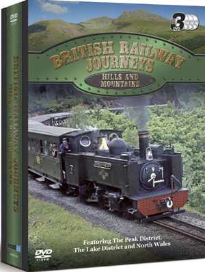 British Railway Journeys: Hills and Mountains (2010) (Box Set) (Retail / Rental)