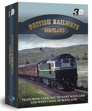 British Railways: Scotland (2011) (Retail / Rental)