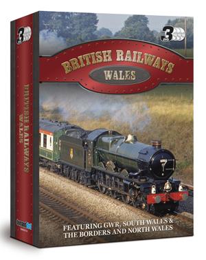 British Railways: Wales (2010) (Retail / Rental)