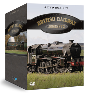 British Railway Journeys: Collection (2011) (Box Set) (Retail / Rental)