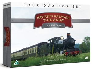 Britain's Railways - Then and Now: Collection (Box Set) (Retail / Rental)