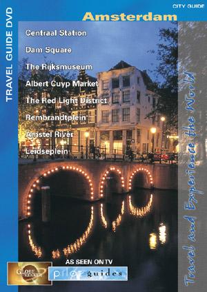 City Guide: Amsterdam (2005) (Retail / Rental)