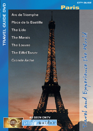 City Guide: Paris (2004) (Retail / Rental)