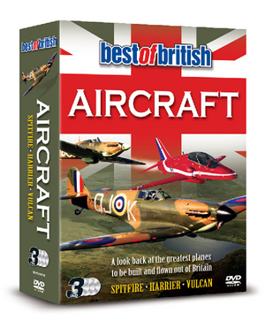 Best of British Aircraft (Box Set) (Retail / Rental)