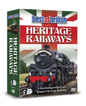 Best of British Heritage Railways (Box Set) (Retail / Rental)