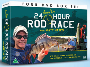 Matt Hayes: Another 24 Hour Rod Race (Gift Set) (Retail Only)