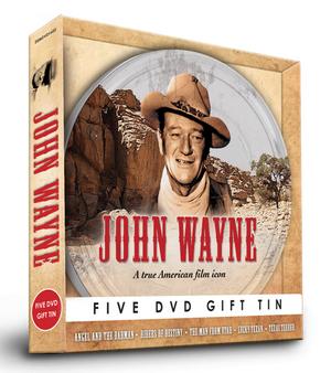 John Wayne: A True American Film Icon (1947) (Gift Set) (Retail Only)