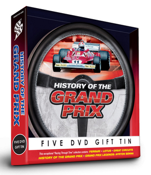 History of the Grand Prix (2014) (Gift Set) (Retail Only)