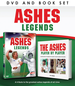 Ashes Legends (2013) (with Book) (Retail / Rental)