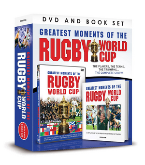Greatest Moments of the Rugby World Cup (with Book) (Retail / Rental)