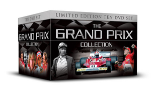 Grand Prix Collection (Box Set (Limited Edition)) (Retail / Rental)