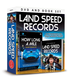 Land Speed Records (with Book) (Retail / Rental)