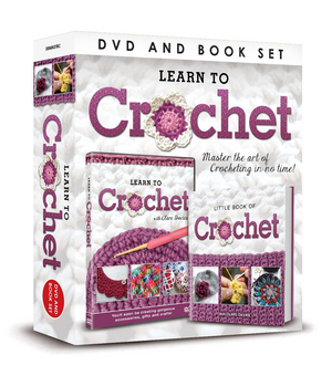 Learn to Crochet (with Book) (Retail / Rental)