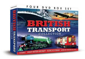 British Transport Collection (Box Set) (Retail / Rental)