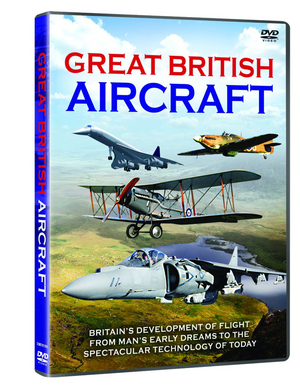 Great British Aircraft (2011) (Retail / Rental)