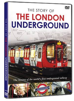 The Story of the London Underground (2013) (Retail / Rental)