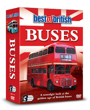 Best of British Buses (2013) (Box Set) (Retail / Rental)