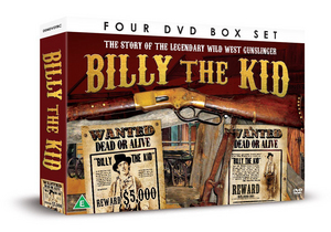 Billy the Kid (Box Set) (Retail / Rental)