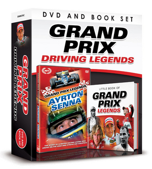 Grand Prix Driving Legends (with Book) (Retail / Rental)
