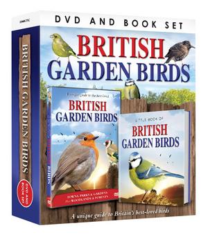 British Garden Birds (with Book) (Retail / Rental)