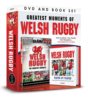 Welsh Rugby (with Book) (Retail / Rental)