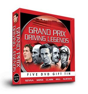Grand Prix Driving Legends (Gift Set) (Retail / Rental)